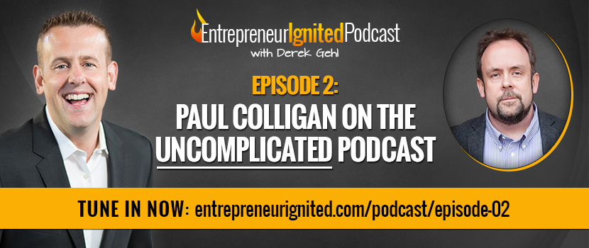 Paul Colligan reveals how to use podcasting to grow any business