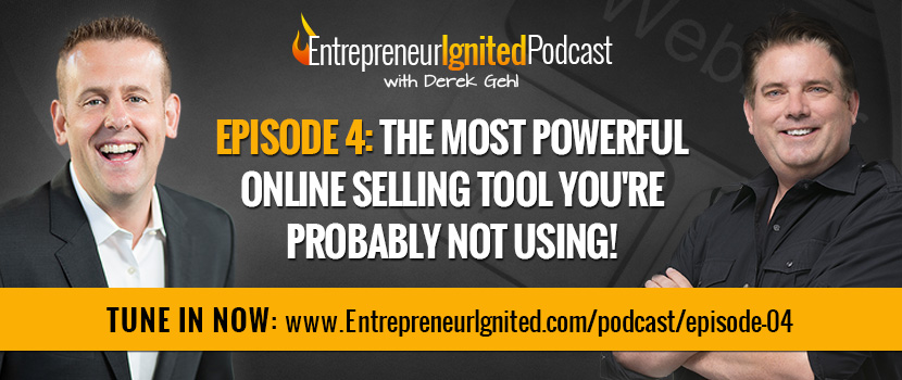 Webinar Tools & Strategies That Sell – With Geoff Ronnning