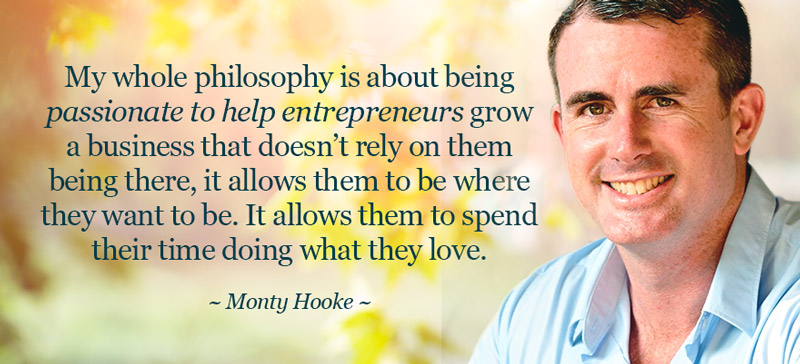 How To Outsource Your Business and Life with Monty Hooke