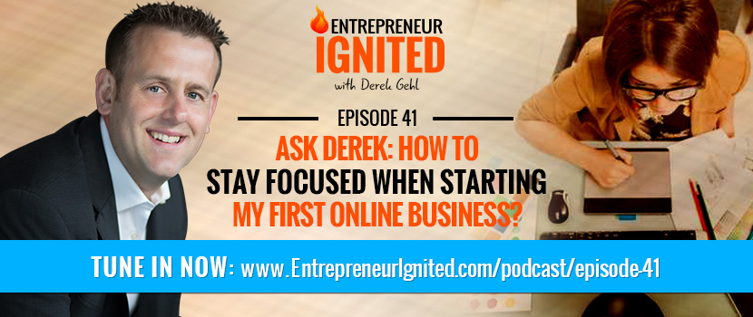 #AskDerek: How To Stay Focused On My Goals?
