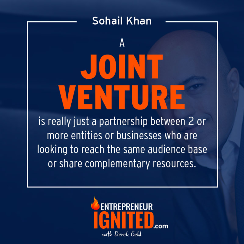 how to joint venture