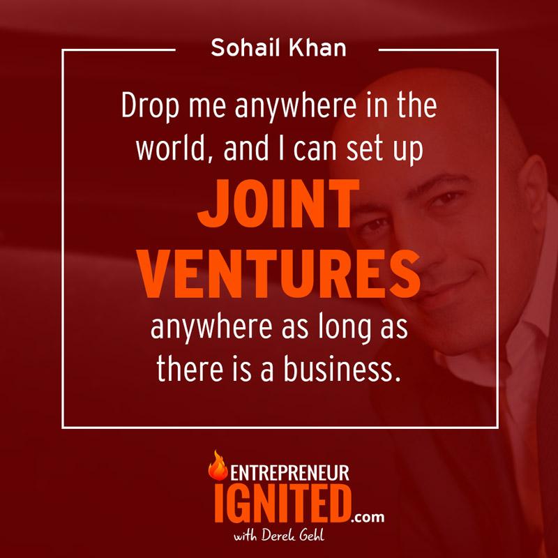 joint ventures tips