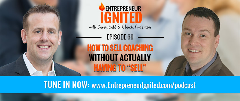 How to sell coaching