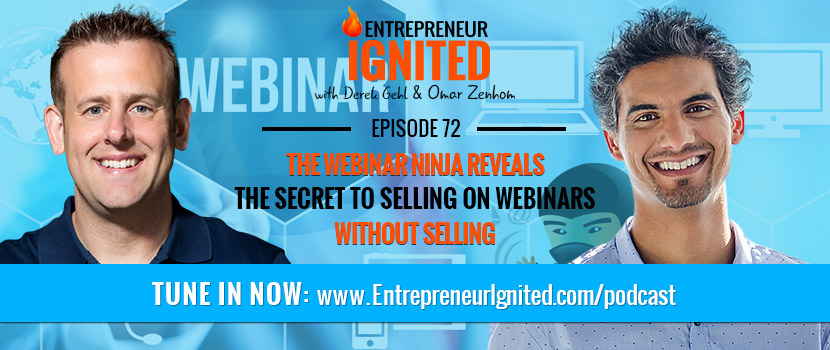 The Webinar Ninja Reveals The Secret To Selling On Webinars Without Selling