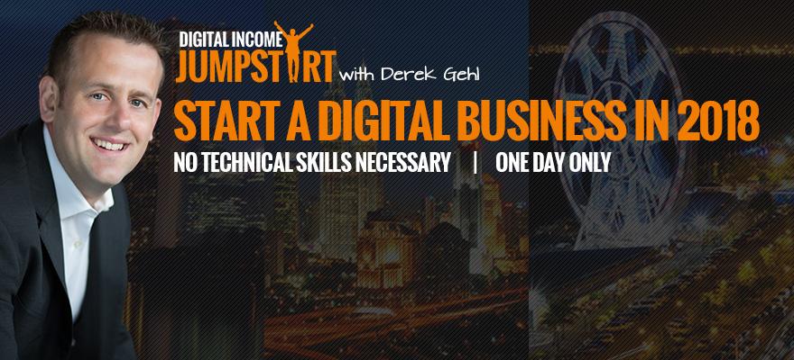 Digital Business Jumpstart Event