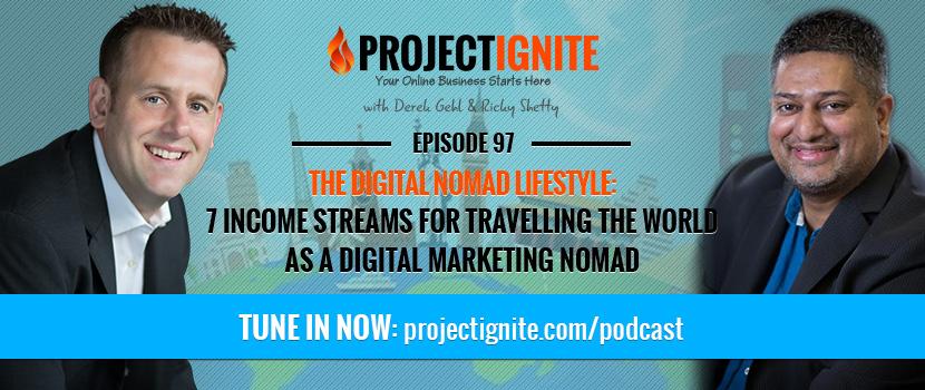 digital nomad lifestyle