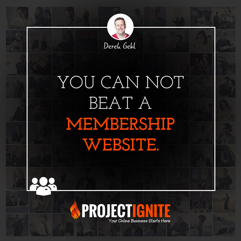 build your own membership site